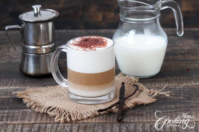 vanilla latte la gi - 1