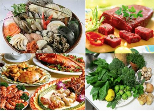 Ăn những thực phẩm có nhiều chất dinh dưỡng